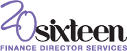 20Sixteen Finance Director Services Logo